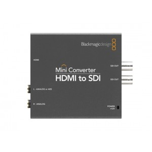 Mini Converter - HDMI to SDI 2