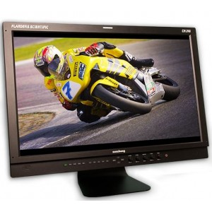 24'' Monitor. 3G/Dual-Link/HD/SD-SDI, Analog, & DVI-I Inputs