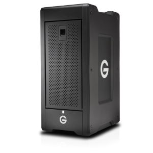 G-TECH G-SPEED Shuttle XL Thunderbolt2 24TB Black EMEA
