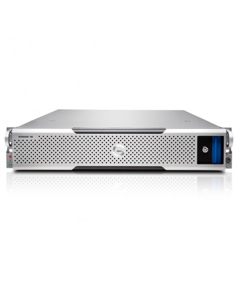 G-TECH G-Rack 12 120TB 128GB RAM 4x10GbE NIC EMEA