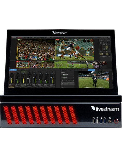 Portable all-in-one live production switcher HD510