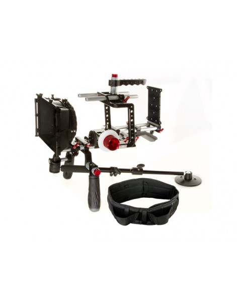 BlackMagic Offset shoulder mount BUNDLE