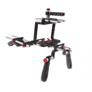 BlackMagic Offset shoulder mount