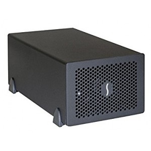 Echo Express SE II PCIe Thunderbolt 2-to-PCIe Expansion Chassis(Two slots, Half Leng
