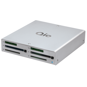 Qio Universal Media Reader Thunderbolt