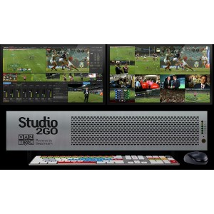 Studio2Go Broadcast 2 In's SDI/HDMI